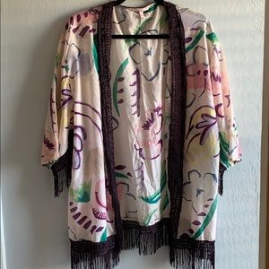 VS kimono